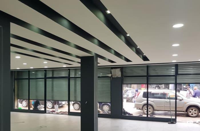 New build aluminium installations - 1