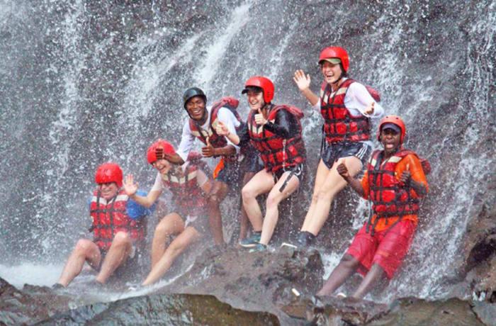 Bundu rafting - 2