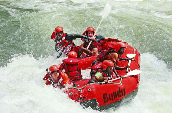 Bundu rafting - 0