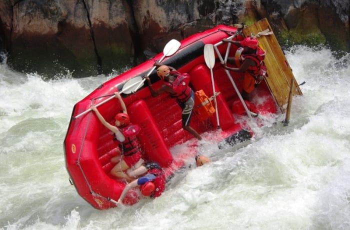 Bundu rafting - 1