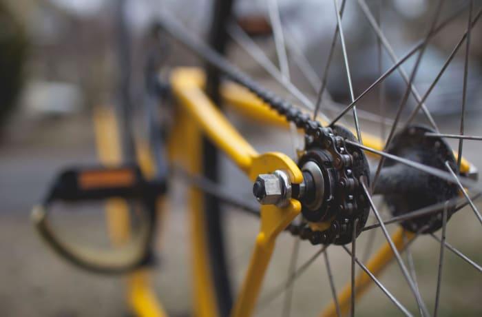 Bicycle parts and repairs - 3