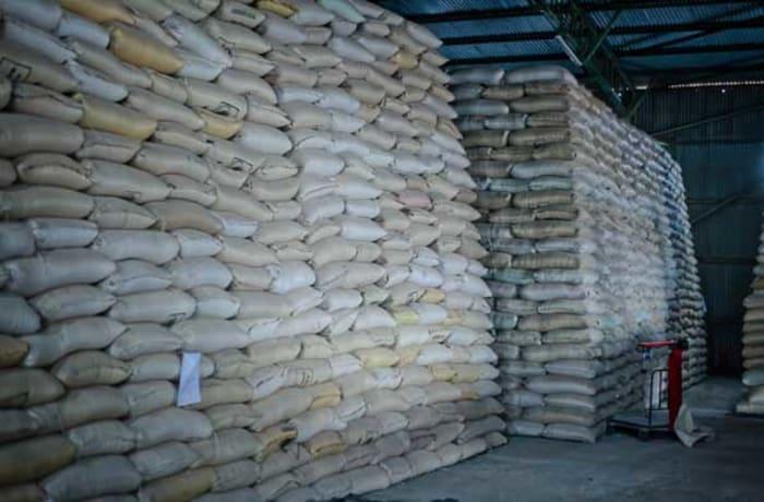 Grain storage - 0