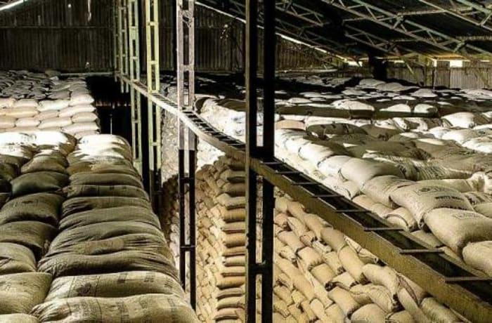 Grain storage - 1