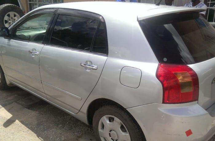 Car rentals - 1