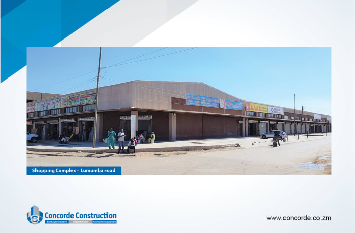 Commercial property construction - 3