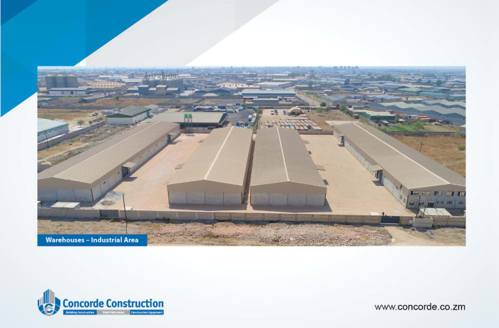 Commercial property construction - 2