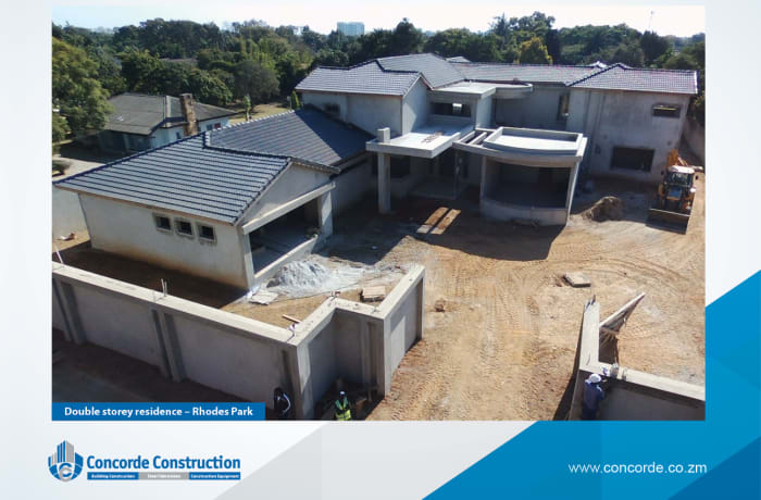 Residential property construction - 3