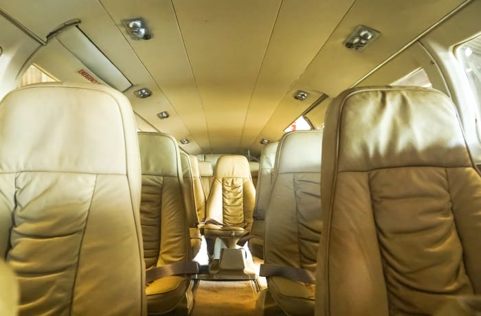 Air charters - 1