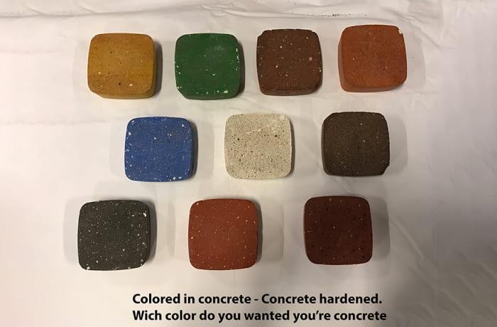 Concrete hardener - 2