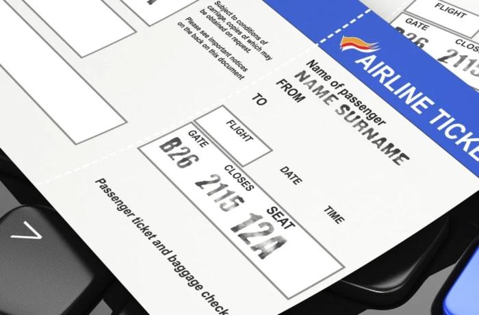 Travel Tickets - 1