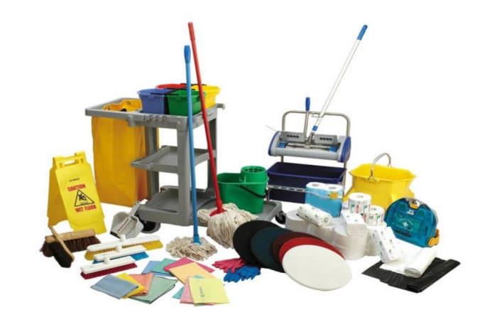 Cleaning equipment and accessories - 3