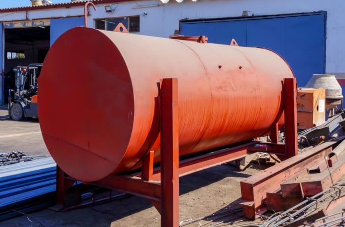 Steel fabrication - 2