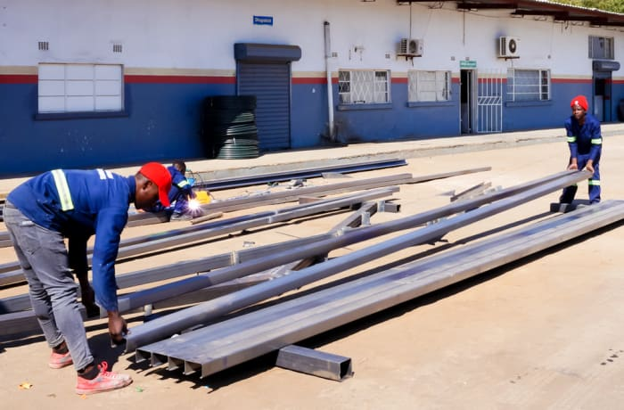 Metal fabrication and parts - 1