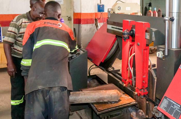 Mining machinery maintenance - 2