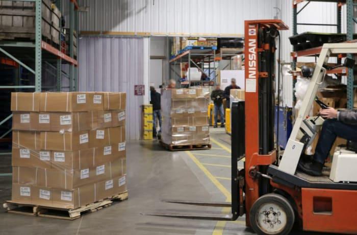Forklift hire - 2