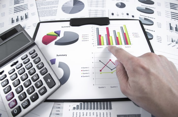 Bookkeeping services - 1