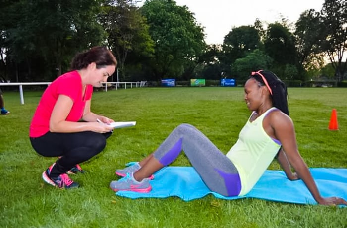 Personal fitness training - 1