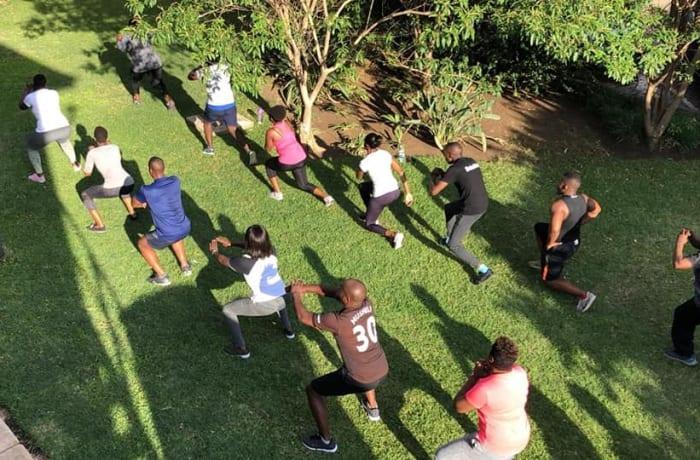 Team building exercises - 0