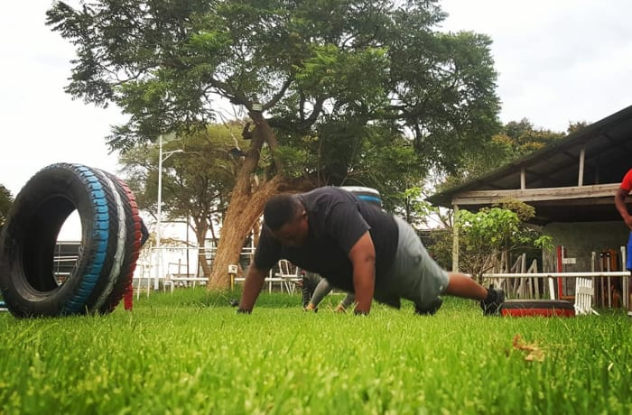 Weight loss training  - 1