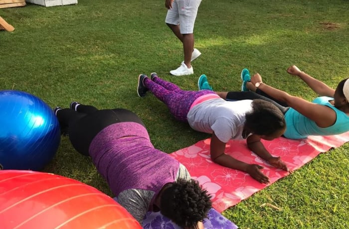 Weight loss training  - 3
