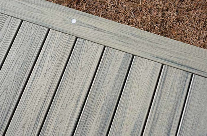 Composite decking and wall cladding - 1