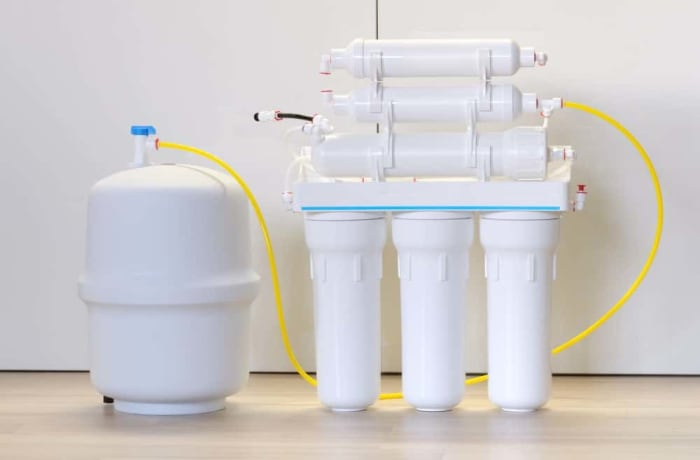 Plumbing, water filtration and purification - 1