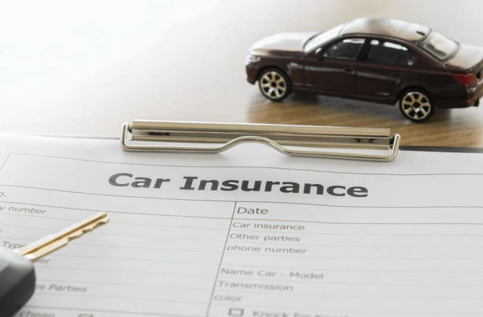 Motor vehicle insurance assistance - 3