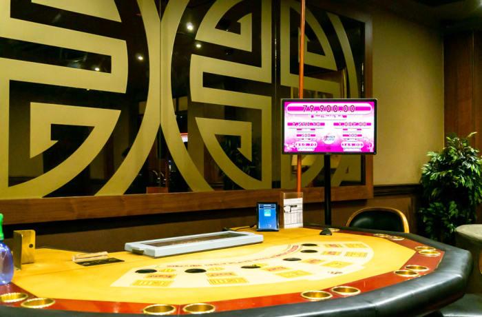 VIP lounge - 1