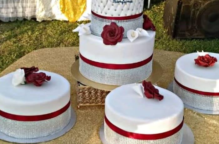Wedding cakes - 2