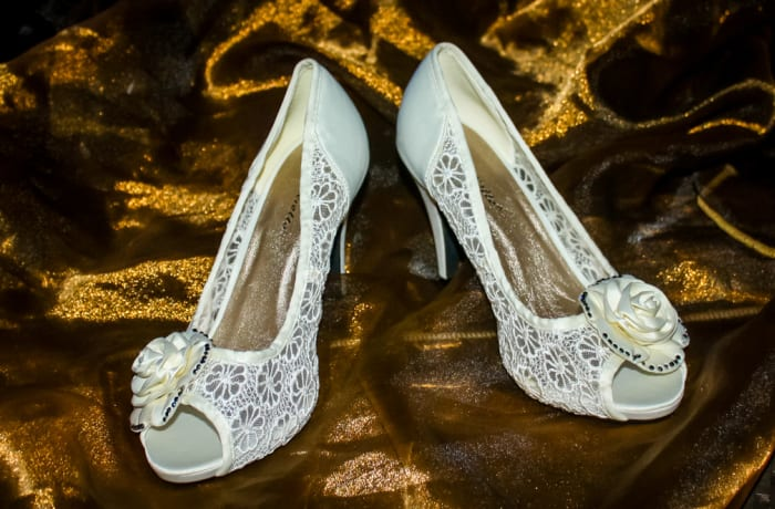 Bridal footwear - 3