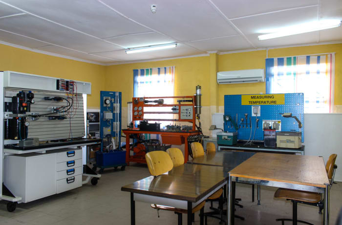 Regional training centre - 3