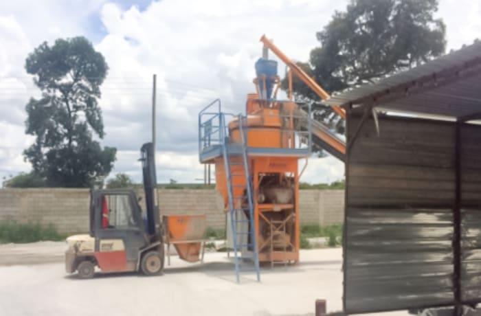 Forklift hire - 1