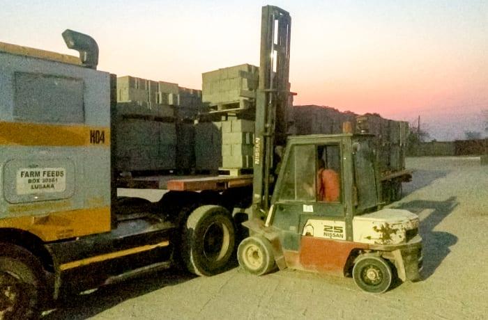 Forklift hire - 3