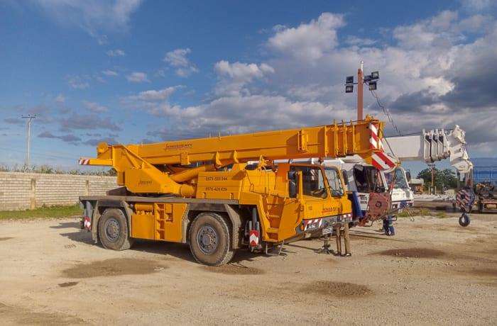 Mobile Cranes For Hire - 2