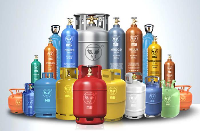 Refrigerant gas - 3