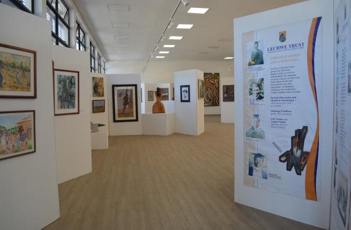 Lechwe Trust Art Gallery - 1