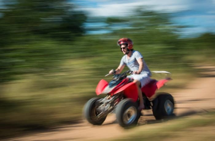 Quad bike trails - 1