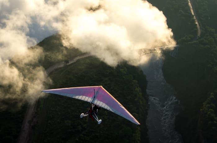 Microlight and ultralight flights - 2