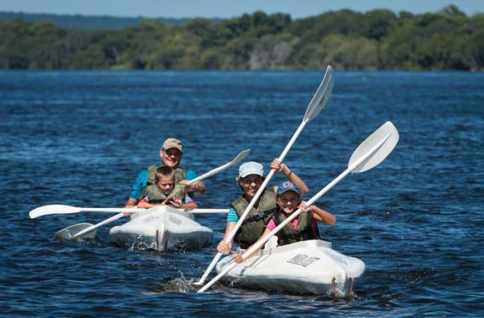 Zambezi canoe trips and water taxi - 0
