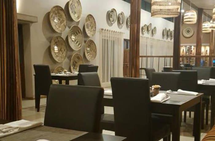 Fine dining restaurant - 0
