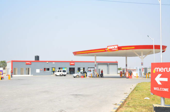 Petrol station - 1