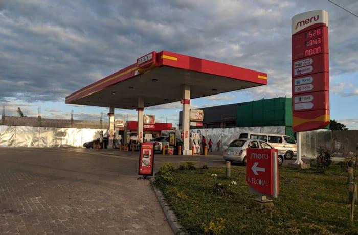 Petrol station - 2