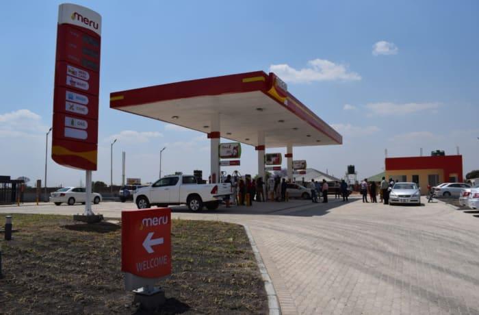 Petrol station - 3