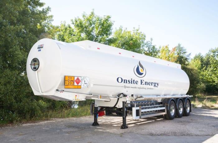 Fuel tank hire - 1