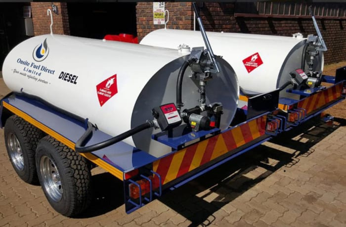 Onsite diesel delivery services - 1