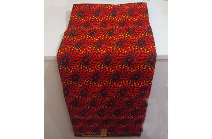 African print fabric - 1
