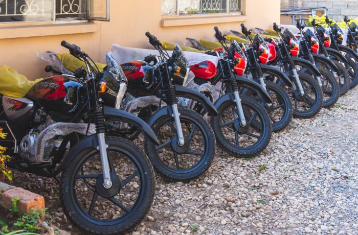 Motor bike sales - 3