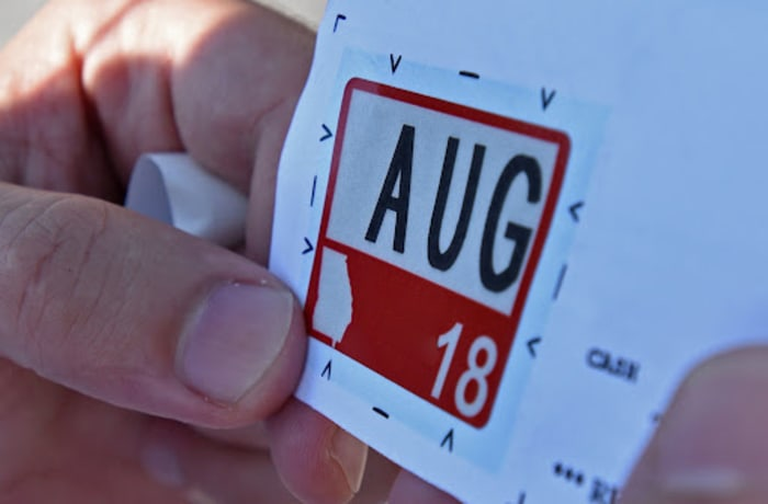 Vehicle registration and compliance - 1