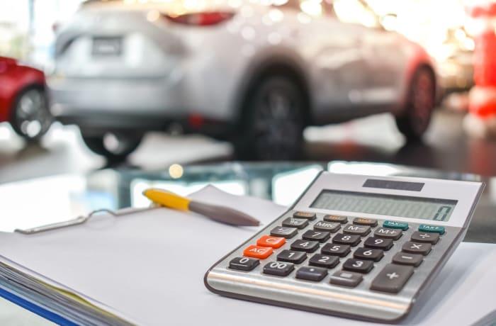 Vehicle financing - 2
