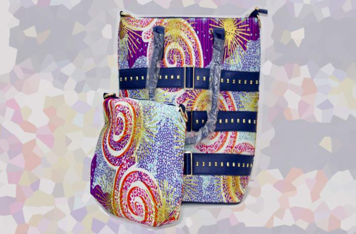 Chitenge handbags - 1